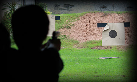 Tactical & Small Arms Training
